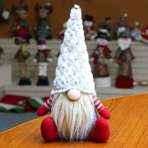 Christmas Holiday Elf Gnome Dwarf Ornament Toy